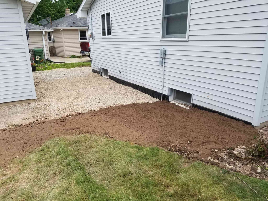 Basement Exterior Waterproofing in Kimberly, WI