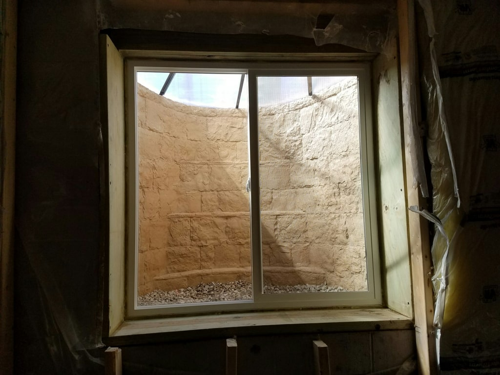 Egress Windows Installation in Stevens Point, WI